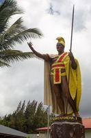 Statue von King Kamehameha I