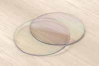 Pair of eyeglasses lens