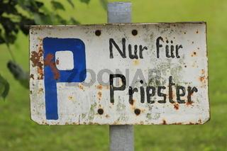 Priesterparkplatz