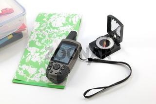Geocaching mit GPS