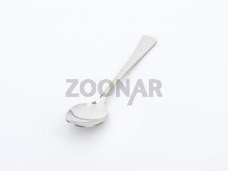 Empty table spoon