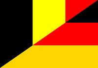 belgium germany flag