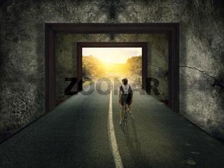 Weg zum Ziel