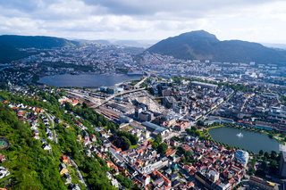 Bergen is a city and municipality in Hordaland on the west coast of Norway. Bergen is the second-largest city in Norway.