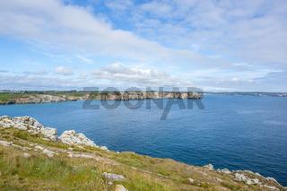 crozon peninsula in Brittany