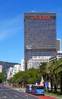 Bank ABSA in Kapstadt, ABSA in Cape Town, South Africa