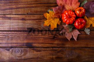 Autumn festive background