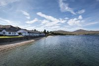 Das Lagerhaus der Whisky-Brennerei Bunnahabhain, Isle of Islay