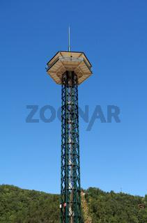 Aussichtsturm in Gatlinburg