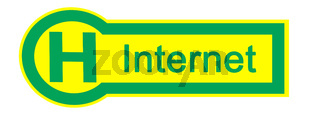 Haltestelle Internet