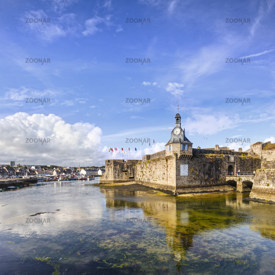 Concarneau Old Town, Brittany