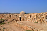 Rethymno Fortezza fortress
