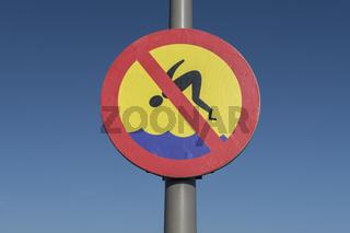 Verbotsschild | Prohibition sign