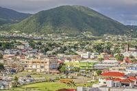 Basseterre,  St. Kitts, West Indies