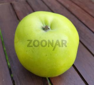 Seestermueher Zitronenapfel, Apfel, Malus, domestica