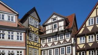 Wolfenbüttel - Altstadthäuser, Deutschland