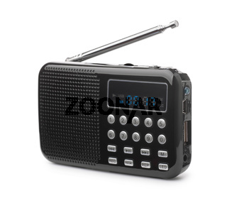 Pocket FM radio mp3 player