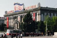 Kim Il Sung Platz in Pjongjang
