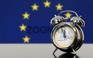 5 vor zwölf für den Euro