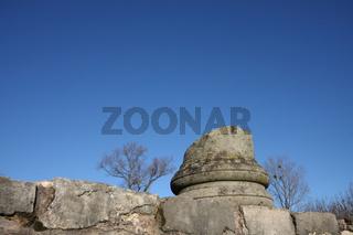 Römischer Säulenrest