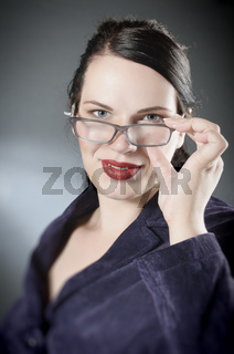 Brillenshooting