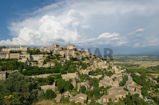 Provencal village of Gordes