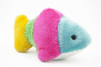 A Toy Multicoloured Fish
