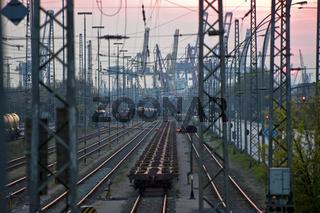 Güterbahnhof Veddel