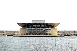 Danish National Opera in Copenhagen