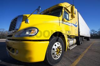 Truck in Texas