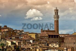 Siena-Toskana