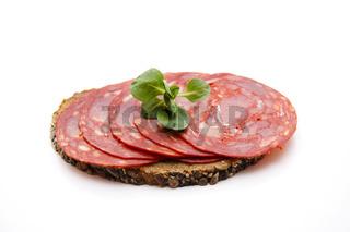 Spanische Salami