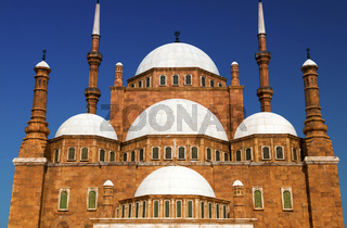 Mohammed Ali Mosque.