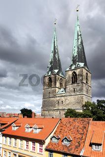 Church in Quedlinburg