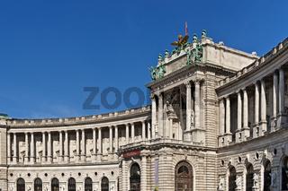 Hofburg, Neue Burg, Wien | Hofburg Palace, New Castle, Vienna