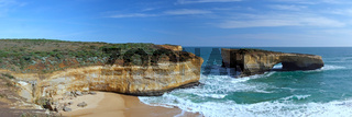 Der Felsen London Arch bei der Great Ocean Road (Australien)