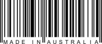 Barcode - Made in Australia