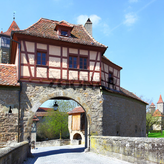 Gate of Rothenburg