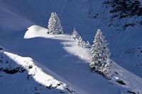 perfekter Wintertag