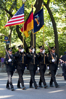 55th German-American Steuben Parade New York City