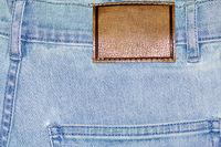 shabby jeans pocket