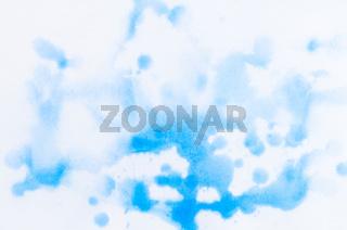 Abstract drops splash