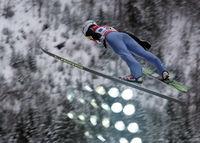 Skifliegen Oberstdorf - RUTKOWSKI Lukasz POL