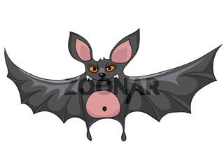 Cartoon Character Rattlemouse