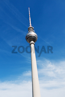Berlin television tower, Germany
