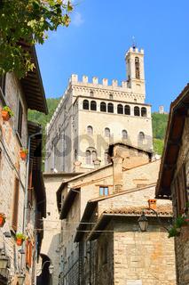Gubbio Palazzo dei Consoli 09