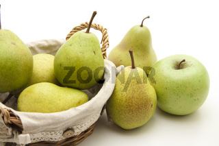 Gruenes Obst