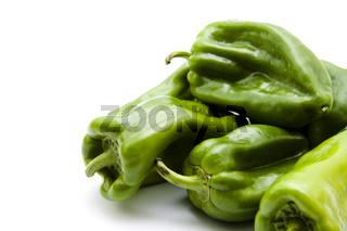 Frische Paprika