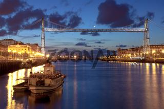 Bridge of Vizcaya
