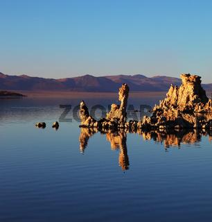 Fairy Mono Lake Tufa.